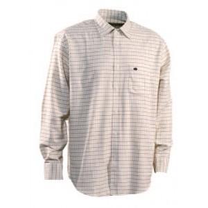 DXO 012 Deerhunter Weldon Shirt -Red Check