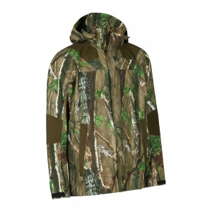 DH5073 Track Rain Jacket – col 50 Innovation Camo