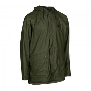 DH5172 – Hurricane Rain Jacket  – col 376 Art Green