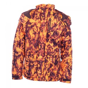 DH5196 Deerhunter Recon Arctic Jacket with Thinsulate - 90 Equipt Flaming Blaze Camouflage