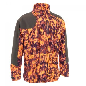 DH5197 Deerhunter Recon Pro Jacket with Reinforcement - 90 Equipt Flaming Blaze Camouflage