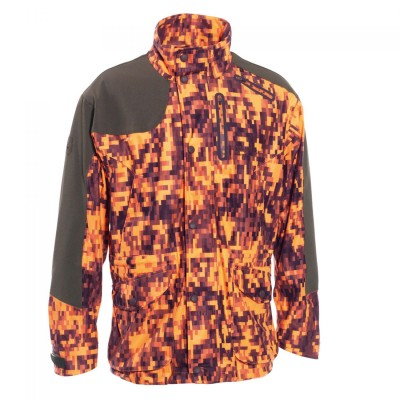 DH5197 Deerhunter Recon Pro Jacket with Reinforcement - 90 Equipt Flaming Blaze Camouflage