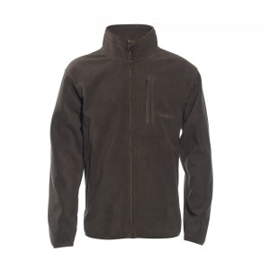 DH5513 Deerhunter Gamekeeper Bond Fleece Jacket - 380 Canteen