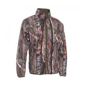 DH5526 Deerhunter Gamekeeper Reversible Fleece Jacket - 50 Innovation GH Camouflage