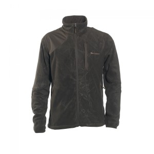 DH5633 Deerhunter Crusto Fleece Jacket - 393 Timber