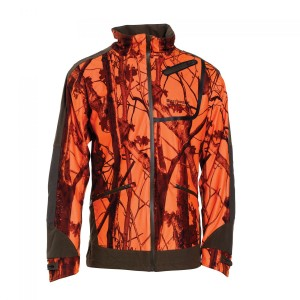 DH5671 Deerhunter Cumberland ACT Jacket - 77 Innovation GH Blaze Camouflage