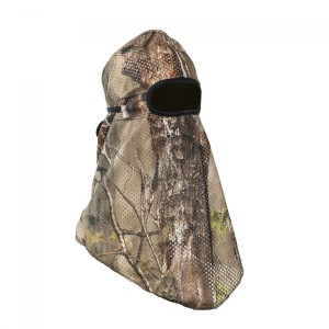 DH6111 Deerhunter Global Hunter Facemask - 50 Innovation GH Camouflage