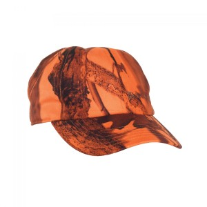 DH6680 Deerhunter Cumberland Cap with Neck Cover - 77 Innovation GH Blaze Camouflage