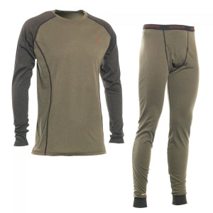 DH7900 Deerhunter Falkirk Underwear Set (Long Johns & Shirt) - 346 Cypress