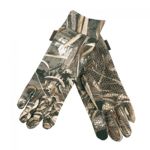 DH8061 Deerhunter MAX 5 Gloves with Silicone Grip - 95 Realtree Max-5 Camouflage