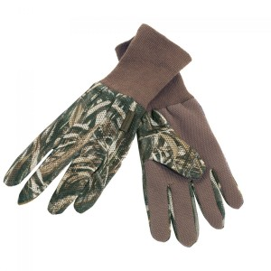 DH8063 Deerhunter MAX 5 Mesh Glove with Silicone Grip - 95 Realtree Max-5 Camouflage