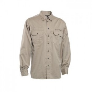 DH8080 Deerhunter Caribou Hunting Shirt - 244 Chinchilla