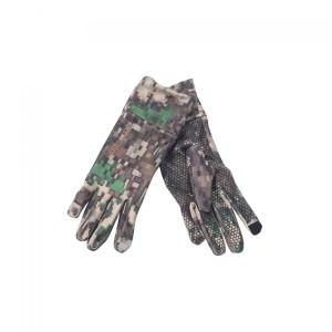 DH8333 Deerhunter Predator Gloves with Silicone Grip - 80 IN-EQ Camouflage