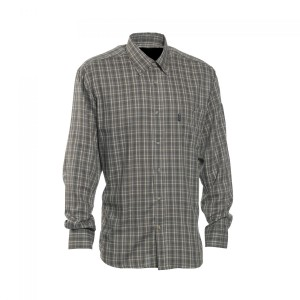 DH8468 Deerhunter Waylon Shirt - 399 Green Check