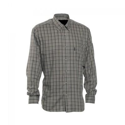 DH8468 Deerhunter Waylon Shirt - 399 Green Check