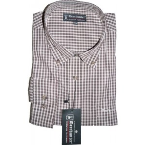 DH8673 Deerhunter Connor Shirt - Green Check