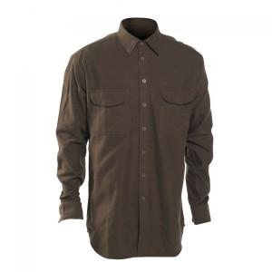DH8675 Deerhunter Braden Shirt with Bamboo - 376 Art Green