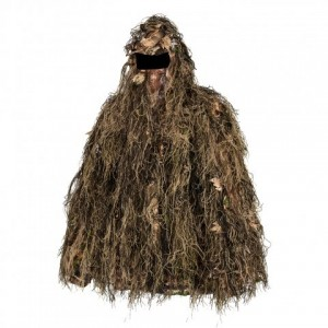 DH2021 Sneaky Ghillie Pull-over Set w. Gloves - 50 Innovation Camouflage