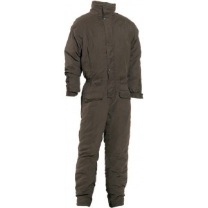 DH2444 Deerhunter Eifel Boilersuit - Brown Leaf