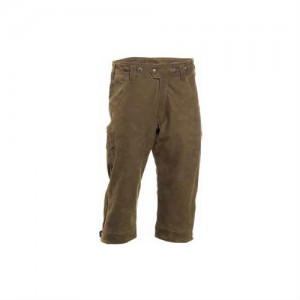3034 Deerhunter Strasbourg Leather Breeks - Brown