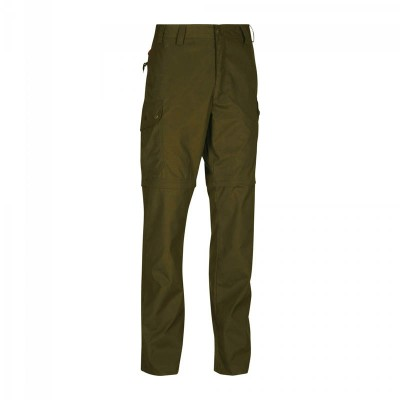 DH 3534 Deerhunter Lofoten Zip-Off Trousers -381 Fallen leaf