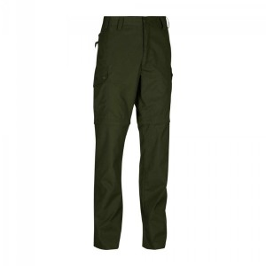 DH3534 Deerhunter Lofoten Zip-Off Trousers -388 Deep green