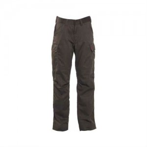 DH3760 Deerhunter Rogaland Expedition Trousers - Brown Leaf