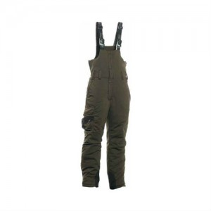 DH3820 Deerhunter Muflon Bib Trousers - 376 Art Green