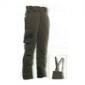 DH3822 Deerhunter Muflon Trousers - 376 Art Green