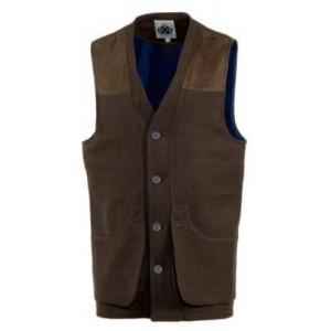 DXO 411 Deerhunter Bushwood Waistcoat - Major Brown