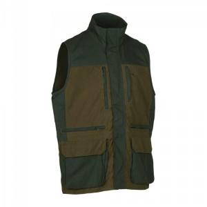 DH4533 Deerhunter Lofoten Waistcoat -381 Fallen leaf