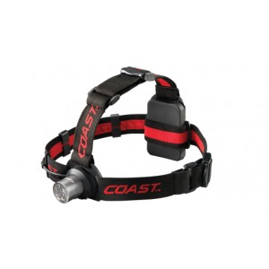 Coast Hinged Adjustment Head Torch - HL5 Combo