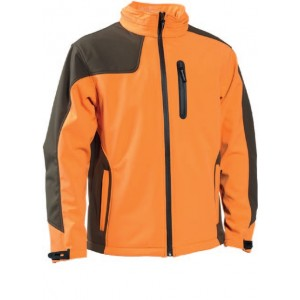 DH5091 Deerhunter Argonne Softshell Jacket - Orange