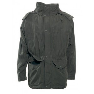 DH5347 Deerhunter Smallville Jacket - Deep Cypress Green