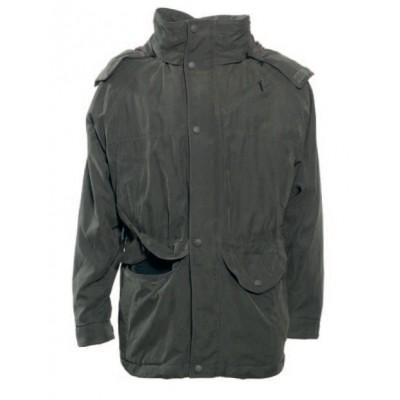 DH5347 Deerhunter Smallville Jacket - Deep Cypress Green