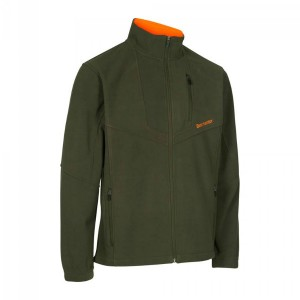 DH5494 Deerhunter Schwarzwild II Fleece Jacket -369 Green