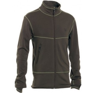 DH5717 Deerhunter Gironde Insulating Fleece Jacket - Art Green