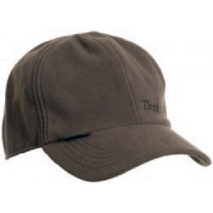 DH6680 Deerhunter Cumberland Cap w. Neck Cover - Dark Elm