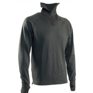 DH7660 Deerhunter Nordkap Comfort Zip-neck - Green