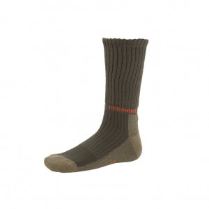 DH8127 Deerhunter Game Socks - Dark Elm