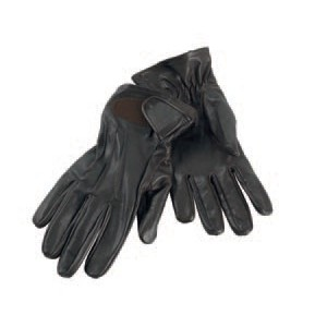 DH8130 Deerhunter Leather Gloves - Brown