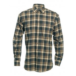 DH8667 Deerhunter Scott Shirt - Green Check