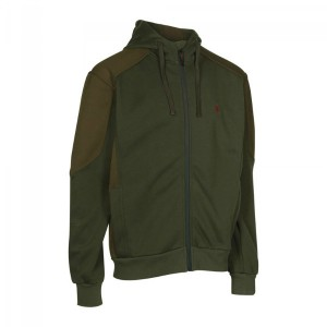 DH8767 Deerhunter Rogaland Hoodie -353 Adventure green