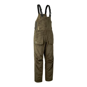 DH3080  Rusky Silent Bib Trousers - 391 Peat
