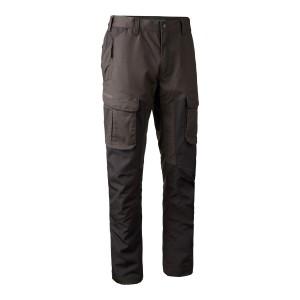 3344  Reims Trousers w. Reinforcement - 592 After Dark