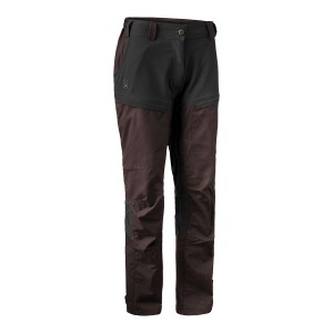 3733 Deerhunter Lady Ann Trousers - 477 Dark Prune