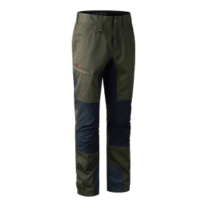 3771  Rogaland Stretch Trousers with contrast - 353 Adventure Green - SHORTER LEG