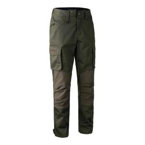 3772  Rogaland Stretch Trousers - 353 Adventure Green - SHORTER LEG