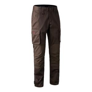 3772  Rogaland Stretch Trousers - 571 Brown Leaf - SHORTER LEG