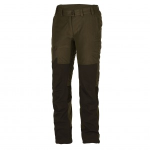 DH3960 Deerhunter Lady Christine Trousers w. Reinforcement - 383 Dark Elm